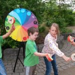 Fundraising for 'Lebenshilfe' in Herzogenaurach, Germany